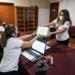 La Contraloría municipal realizó Segundo Simulacro de Entrega y Recepción Institucional