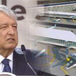 AMLO desmiente que se está obligando a las aerolineas a operar en Santa Lucía