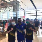 Atletas de Quintana Roo rumbo al Festival Olímpico de Boxeo 2021
